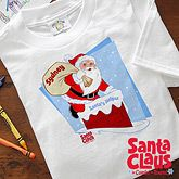 Personalized Christmas Baby T-Shirts - Santa Claus Is Coming To Town. Let your little one show some personalized style this Christmas with our Santa Claus Is Comin' To Town® Personalized Kid's Clothes. This unique apparel features Santa Claus from the 1970 television special that kids of all ages enjoy every Christmas Season! We make it theirs alone by adding their name on Santa's bag of toys and any 1 line of personalization you choose in the snow on the chimney. An adorable design that…