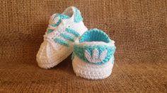 ADIDAS PATTERN SUPERSTAR Baby crochet adidas by uncinettocrochet