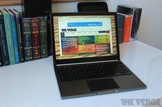 Google announces Chromebook Pixel