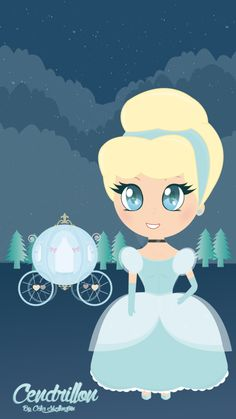 iPhone Wall - Cinderella tjn