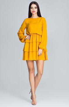 57 meilleures images du tableau Les robes en couleur   Colorblock ... b9d896e6cb03