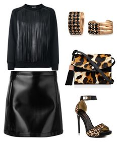 """""""Untitled #582"""" by mchlap on Polyvore featuring Elizabeth and James, Philosophy di Lorenzo Serafini, Neil Barrett, Shoe Republic LA and Bling Jewelry"""