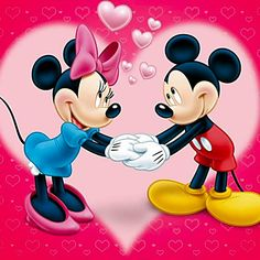 Mickey Mouse and Minnie in Love | Mickey & Minnie Mouse – Disney Love