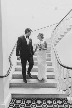 A Fun Loving Couple – Real Wedding of J + C