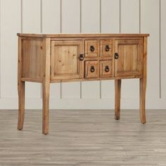 BEST PRICING  FREE SHIPPING  HIGH QUALITY  Rustic Buffet Server Furniture Cabinet Sideboard Table Console Storage Dining  DETAILS  Organize your dining essentials with this rustic buffet server furniture. It is made out of solid Fir wood for un...