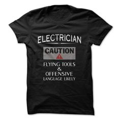 ELECTRICIAN Safety T Shirt, Hoodie, Sweatshirt