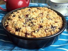 Eleideediele: BLUEBERRY CRUMBLE CAKE (la mia soffice torta ai mirtilli con crumble)