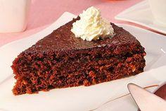 Recepty od čtenářů: Falešný sachr na plech - Proženy Cupcakes, Food, Cupcake Cakes, Essen, Meals, Yemek, Cup Cakes, Eten, Muffin