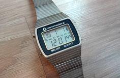 Commodore Watch (Commodore Int.)