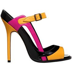 Manolo Blahnik - Shoes 2012 Spring-Summer