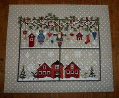 Image hébergée par servimg.com - Christmas windor Sara Guermani