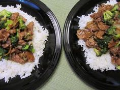 Beef and Broccoli Stir Fry--- A great weeknight meal.