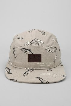 Vans Trout 5 Panel Hat Online Only