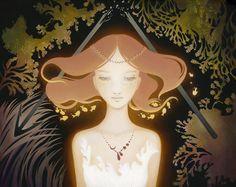 "Daughter Of The Sea Amy Sol. Original painting on canvas for the ""Sea No Evil : Sea Shepard Art Benefit Amy Sol, Pop Culture Art, Pop Surrealism, Heart Art, Artist Art, Comic Art, Illustrators, Art Drawings, Art Sketches"