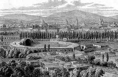 PERU 1881: LIMA.