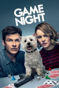 Game Night After the success they had as scriptwriters in Vacation John Francis Daley and Jonathan Goldstein have joined again, John Francis Daley, Night Film, Game Streaming, Streaming Movies, Animes Online, Movies Online, Rachel Mcadams, Comedy Movies, Hindi Movies