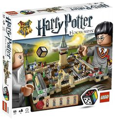 Lego - Harry Potter - Hogwarts Challenge
