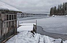 #winter #cold #kylmä #talvi #photography #valokuvaus #digitalart #gray #beautiful #kauista #hiljaista #quiet #simplicity #finland #suomi #yksinkertaista #nature #lake #frozen #jäässä #jäätynyt #järvi  #lunta #snow #ice