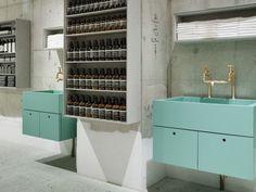 Torafu Architects' Aesop Kawaramachi Store Embodies Minimalism #pharmacy trendhunter.com