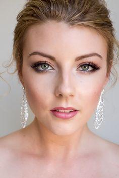 bridal hair and makeup: 11282 - WeddingWise Lookbook - wedding photo inspiration