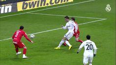 Real Madrid  Real Madrid goals against Sevilla at the Santiago Bernabéu