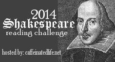 2014 Shakespeare Reading Challenge