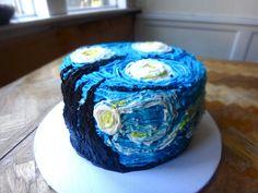 "Vincent Van Gogh ""starry Night"""