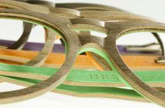 FEB31st wooden sunglasses