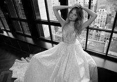 berta fall/winter 2016 wedding dress