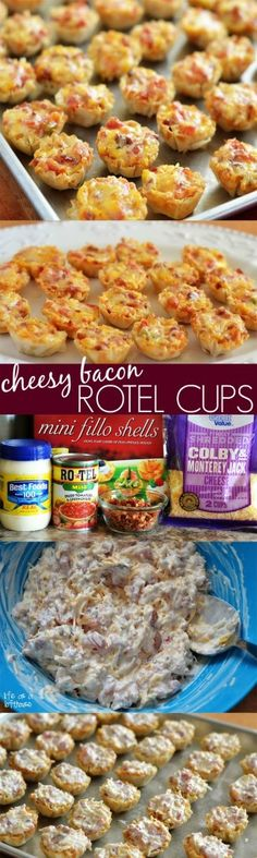 The best little appetizers you'll ever eat!