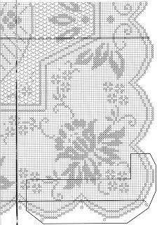 crochet em revista: Toalha