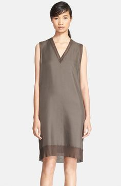 rag & bone 'Maude' Sleeveless Silk Dress available at #Nordstrom