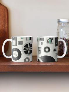 """Data"" Mug by florentbodart | Redbubble Framed Prints, Canvas Prints, Art Prints, Art Boards, Duvet Covers, Mugs, Tableware, Art Impressions, Dinnerware"