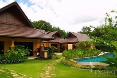 Luxurious, Four-Bedroom Pool Villa for Sale in Ao Nang