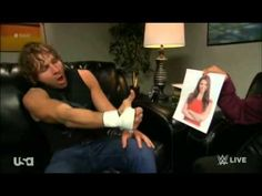 Dean Ambrose's Image Association Therapy by Dr. Corbett - WWE Raw January 12 2015 - YouTube (love you Dean!!! <3)