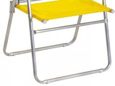 Cadeira Master Plus Alumínio - Mor 2113 com as melhores condições você encontra no Magazine Gandasdasilva. Confira!