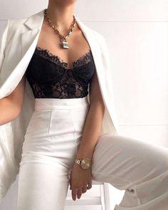 Mode Outfits, Girl Outfits, Fashion Outfits, Womens Fashion, Fashion Clothes, Summer Outfits, Fashion Ideas, Abaya Fashion, Clothes Women