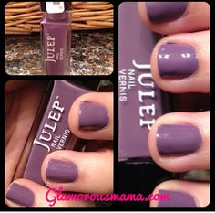 Julep Nail Polish Swatch in Charlotte. Click for Review.