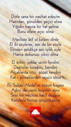 Pir Sultan Abdal : Dinle sana bir nasihat edeyim Anadolu Çınarları poster