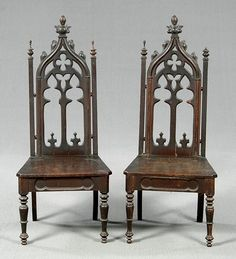 The Wonderful wooden chair gothic furniture foto above, is one of wallpaper from some other fotos in the write-up Elegant Gothic Furniture, which are 12 in overall. Description from soungwiser.com. I searched for this on bing.com/images