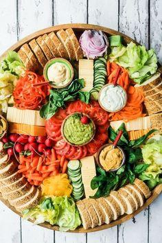 10 Tasty Food Boards To Try - Society19 Sandwich Platter, Sandwich Bar, Veggie Sandwich, Vegetarian Sandwiches, Panini Sandwiches, Veggie Wraps, Charcuterie Recipes, Charcuterie And Cheese Board, Cheese Boards