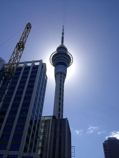 Sky Tower, Auckland New Zealand
