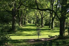 Rolling Hills Disc Golf Course-Michigan