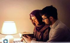 """vozmuculmana:  ♥♥ 10 Ways To Love Your Wife ♥♥ 1. Make her feel secure; QUIT BEING AGGRESSIVE 2. When you go home say """"Assalamualikum."""" (Gre..."""