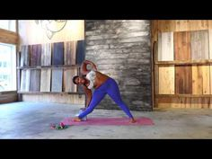 Free Beginner-Intermediate Yoga Class with Jessamyn Stanley, Everybody Yoga - YouTube