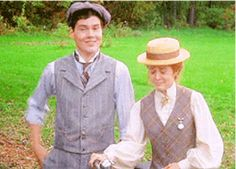 "When he and Anne shared a private joke. | 25 Times Gilbert Blythe From ""Anne Of Green Gables"" Melted Your Heart"