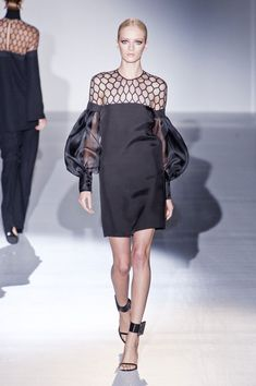 Gucci at Milan Fashion Week Spring 2013