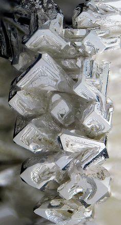 Silver Crystals | Flickr - Photo Sharing!