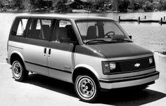 Chevrolet Astro (1985)