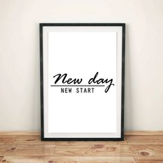 Inspirational Wall Art Printable Motivational by LimitationFree